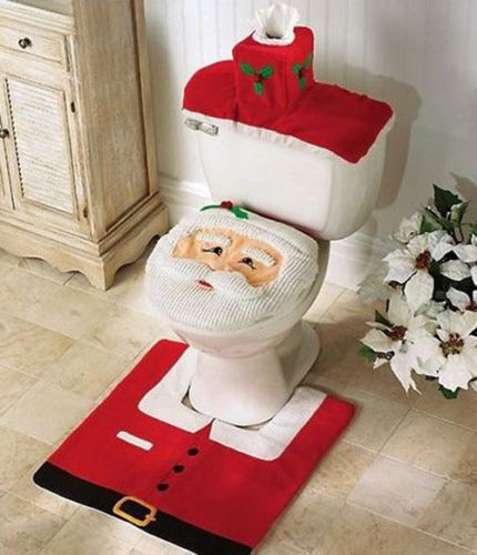 New-Best-Happy-Santa-Toilet-Seat-Cover-Rug-Bathroom-Set-Christmas-Decorations-festas.jpg_640x640